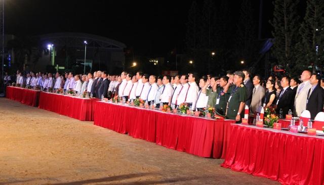 Phú Yên đón nhận Huân chương Độc lập hạng Nhất - 1