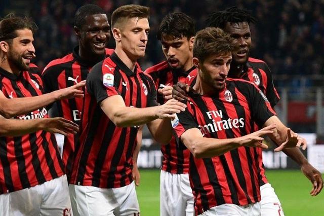 AC Milan bị cấm tham dự cúp châu Âu - 1