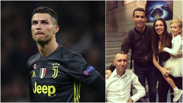 C.Ronaldo bị 'tố' chỉ làm từ thiện bằng cách chụp hình và… bỏ đi