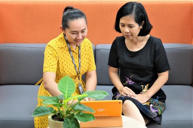 FWD - Công ty bảo hiểm số hóa hàng đầu Việt Nam - 2