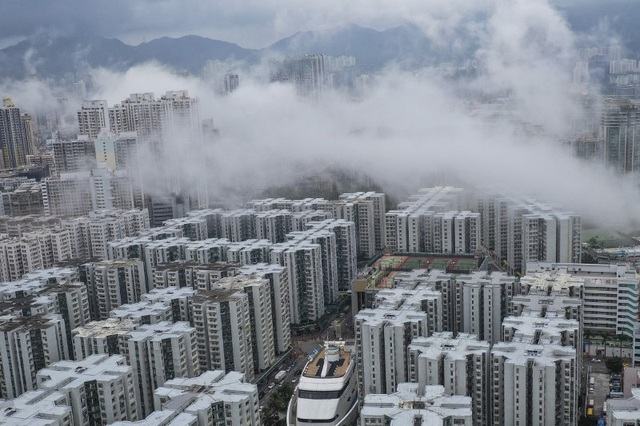 Hồng Kông: Giá nhà tăng dựng đứng, khách săn cả nhà ma ám để mua - 1