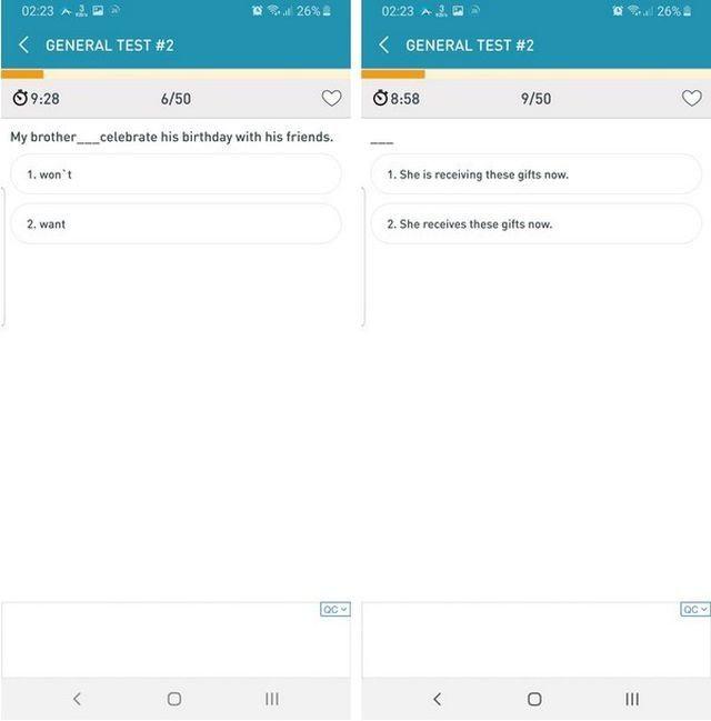 Những ứng dụng hữu ích giúp người dùng tự học tiếng Anh trên smartphone (Phần 2) - 3