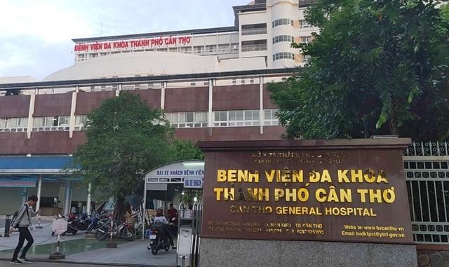 Bệnh viện Đa khoa Thành phố Cần Thơ lý giải việc hàng trăm thiết bị y tế tốt tồn kho - 1