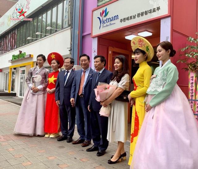 Khai trương Văn phòng Xúc tiến Du lịch Việt Nam tại Hàn Quốc - 1