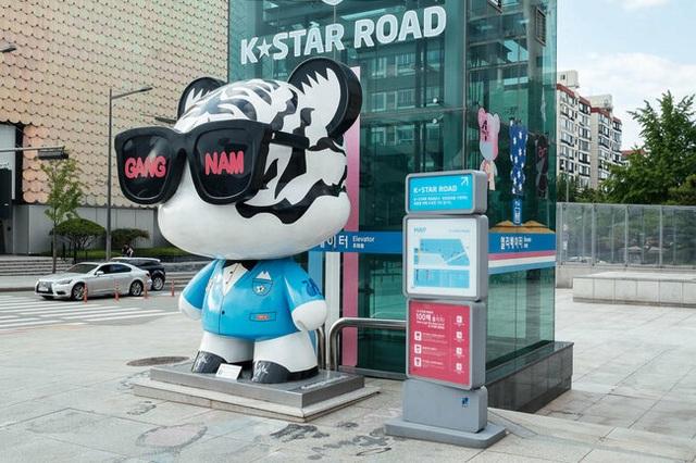 Khám phá khu nhà giàu Gangnam khét tiếng bậc nhất Hàn Quốc - 13