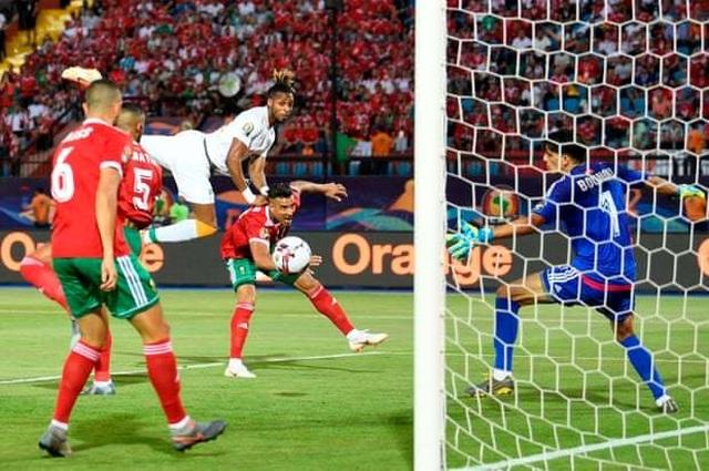 CAN 2019: Ma Rốc đánh bại Bờ Biển Ngà để giành ngôi đầu bảng D - 1