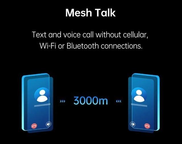 Công nghệ mới giúp gọi điện hoặc nhắn tin mà không cần Wi-Fi hay mạng di động - 1