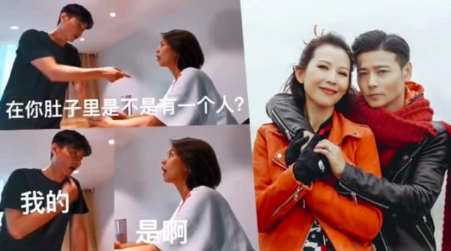 Cựu hoa đán TVB Thái Thiếu Phân mang bầu lần ba ở tuổi 45 - 2