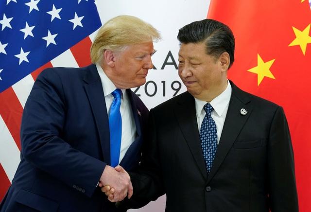 """Tổng thống Trump nói có cuộc gặp """"tốt hơn mong đợi"""" với ông Tập Cận Bình - 3"""
