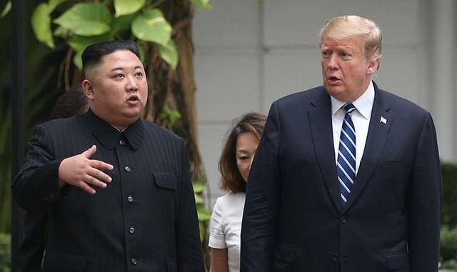 """Ông Trump đề xuất gặp ông Kim Jong-un tại nơi """"nguy hiểm nhất thế giới"""" - 1"""