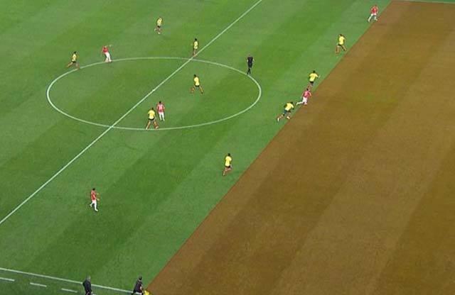Bị VAR từ chối bàn thắng, Chile vẫn hạ Colombia trên loạt đấu súng - 1