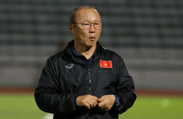 """HLV Park Hang Seo: """"Tôi còn nhiều việc với bóng đá Việt Nam"""" - 1"""