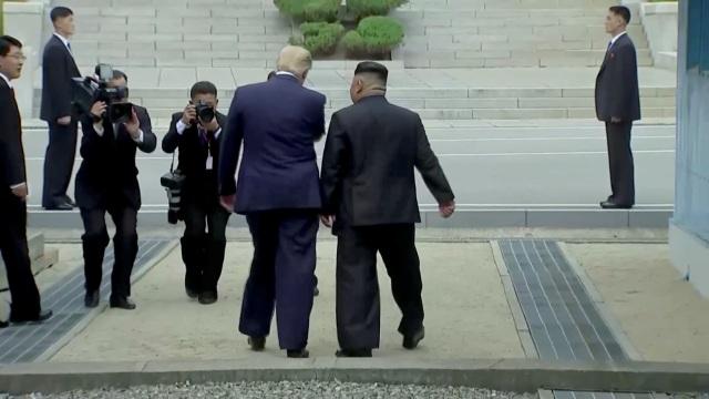 Mỹ - Triều tái khởi động đàm phán hạt nhân sau cuộc gặp lịch sử Trump - Kim - 16