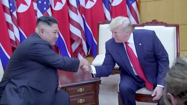 Mỹ - Triều tái khởi động đàm phán hạt nhân sau cuộc gặp lịch sử Trump - Kim - 13