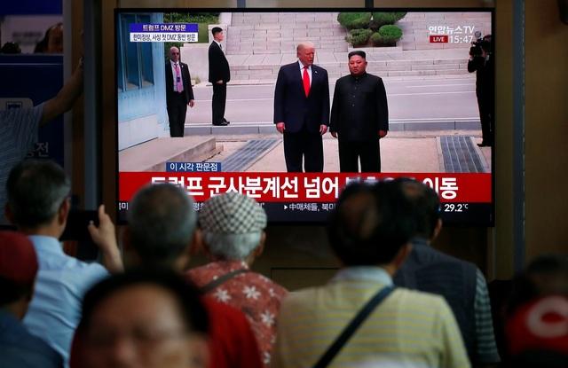Mỹ - Triều tái khởi động đàm phán hạt nhân sau cuộc gặp lịch sử Trump - Kim - 10