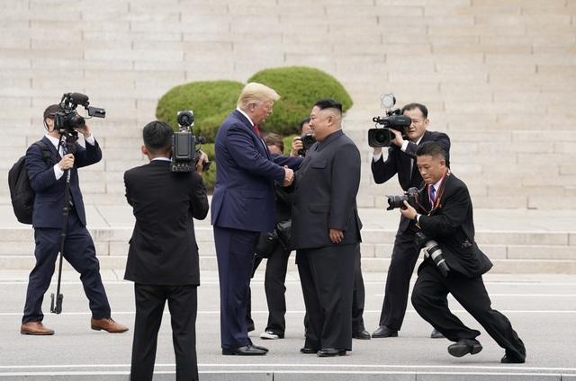 Mỹ - Triều tái khởi động đàm phán hạt nhân sau cuộc gặp lịch sử Trump - Kim - 12