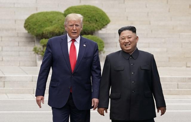 Bước chân lịch sử của Tổng thống Trump trên lãnh thổ Triều Tiên - 7