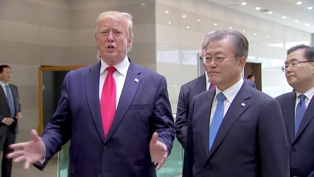 Mỹ - Triều tái khởi động đàm phán hạt nhân sau cuộc gặp lịch sử Trump - Kim - 3
