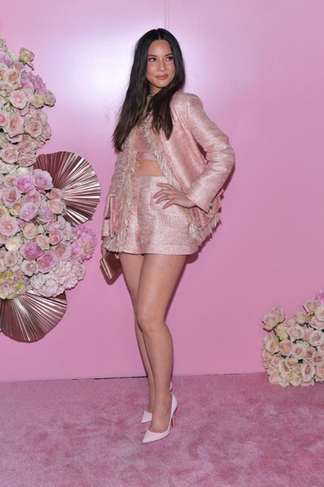 Olivia Munn đẹp như mộng với áo tắm - 6