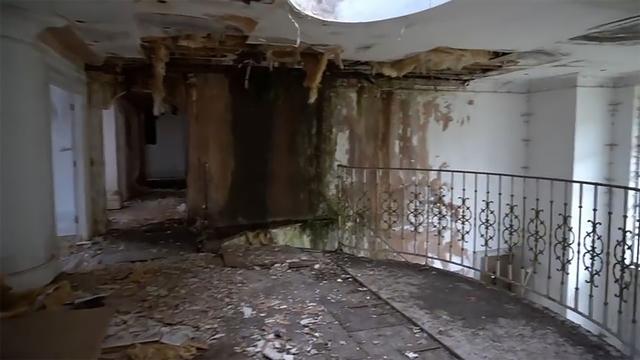Bên trong những siêu biệt thự trị giá 350 triệu bảng bị bỏ hoang trên đường phố Luân Đôn - 5