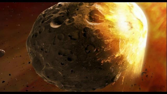 Tiểu hành tinh bằng vàng trị giá 700 tỷ tỷ USD bay cách trái đất 750 triệu km  - 1