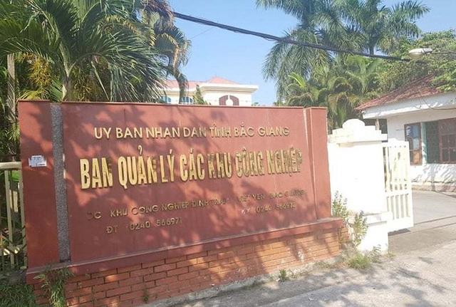 Phát lộ một dự án nghìn tỷ bất chấp pháp luật về môi trường tại Bắc Giang! - 8