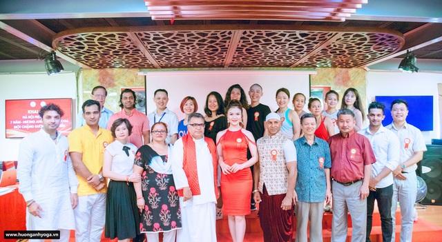 Bậc thầy Yoga Master Kamal đến Hà Nội truyền bí quyết sống khỏe, hạnh phúc - 2
