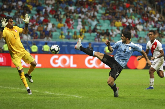Luis Suarez hóa tội đồ, Uruguay bị loại khỏi Copa America - 3