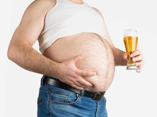 """Vì sao gần như chỉ nam giới mới sở hữu """"bụng bia""""? - 1"""