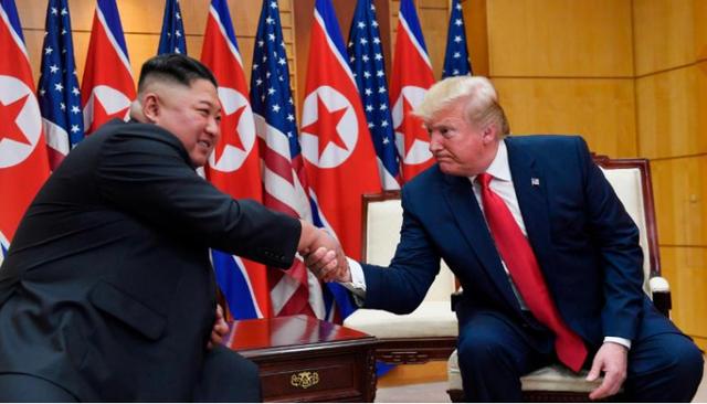 Mỹ - Triều tái khởi động đàm phán hạt nhân sau cuộc gặp lịch sử Trump - Kim - 9