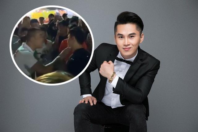 Ca sĩ Du Thiên bị chửi bới, ném ghế khi diễn hội chợ ở Quảng Nam - 1