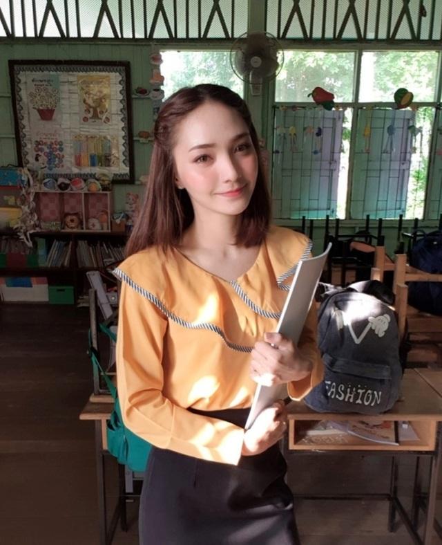 Cô giáo người Thái Lan xinh tựa thiên thần - 4
