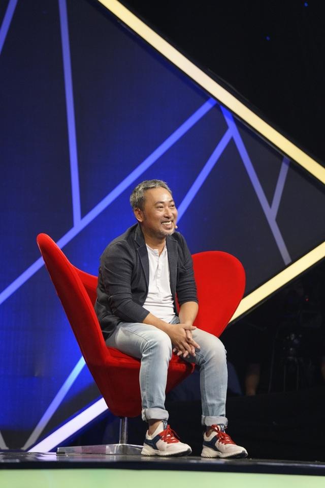 Đạo diễn Quang Dũng bị hạ gục bởi sự nóng bỏng của Đồng Ánh Quỳnh - 9