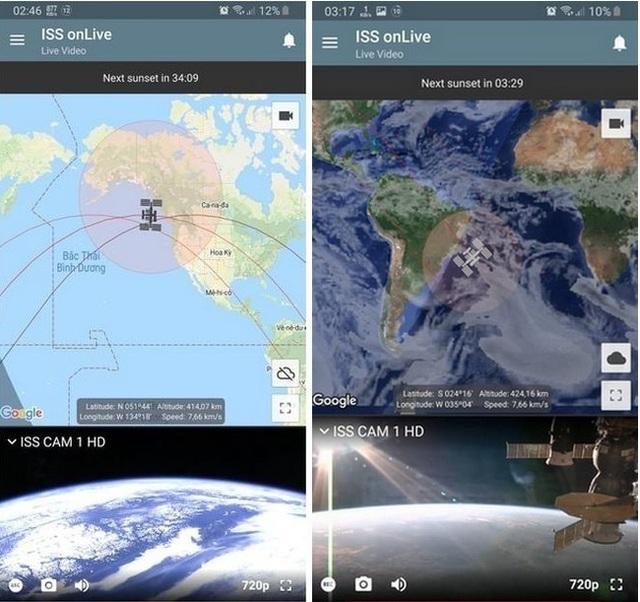 """""""Ngắm nhìn trái đất trực tiếp từ vũ trụ"""" là thủ thuật nổi bật tuần qua - 1"""