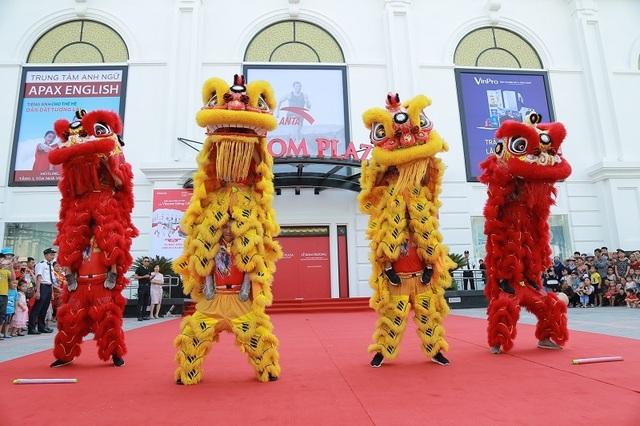 Khai trương Vincom đầu tiên tại thành phố Móng Cái, tỉnh Quảng Ninh - 2