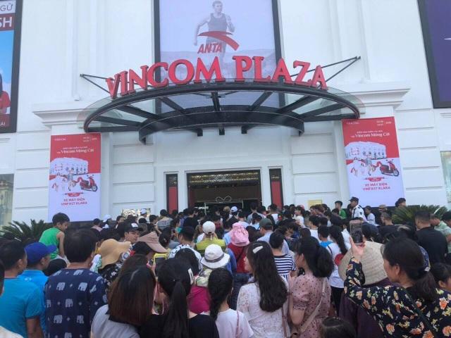 Khai trương Vincom đầu tiên tại thành phố Móng Cái, tỉnh Quảng Ninh - 3