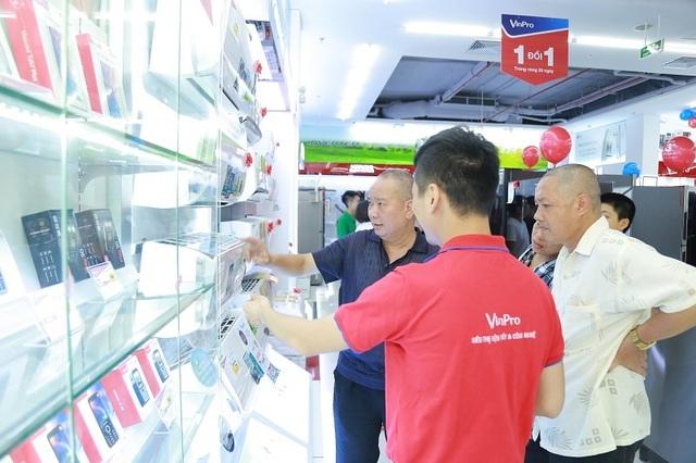 Khai trương Vincom đầu tiên tại thành phố Móng Cái, tỉnh Quảng Ninh - 8