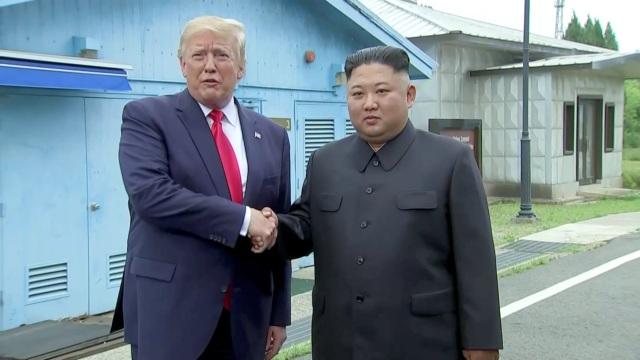 Mỹ - Triều tái khởi động đàm phán hạt nhân sau cuộc gặp lịch sử Trump - Kim - 18