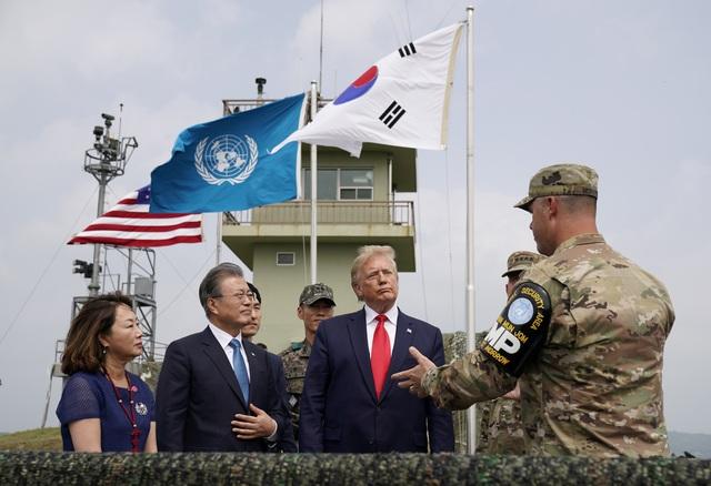 Mỹ - Triều tái khởi động đàm phán hạt nhân sau cuộc gặp lịch sử Trump - Kim - 21