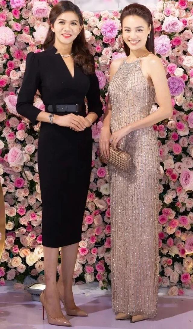 """Hoa hậu Kỳ Duyên gây choáng với phát ngôn: """"Mẹ sinh ra vốn dĩ đã đẹp sẵn"""" - 6"""