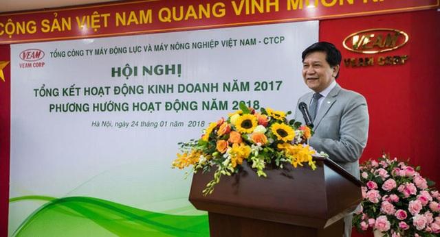 Bãi nhiệm chức danh cuối cùng của ông Trần Ngọc Hà tại VEAM - 1