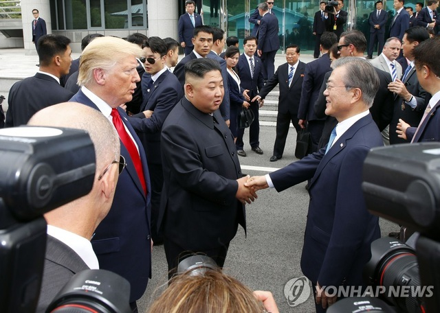 Mỹ - Triều tái khởi động đàm phán hạt nhân sau cuộc gặp lịch sử Trump - Kim - 7