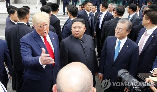 Mỹ - Triều tái khởi động đàm phán hạt nhân sau cuộc gặp lịch sử Trump - Kim - 1