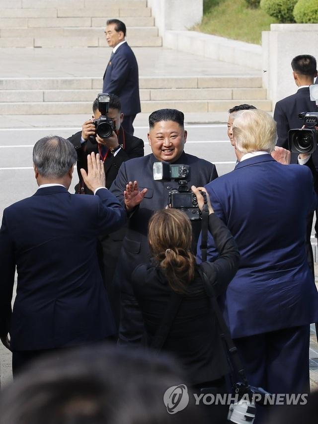 Mỹ - Triều tái khởi động đàm phán hạt nhân sau cuộc gặp lịch sử Trump - Kim - 5