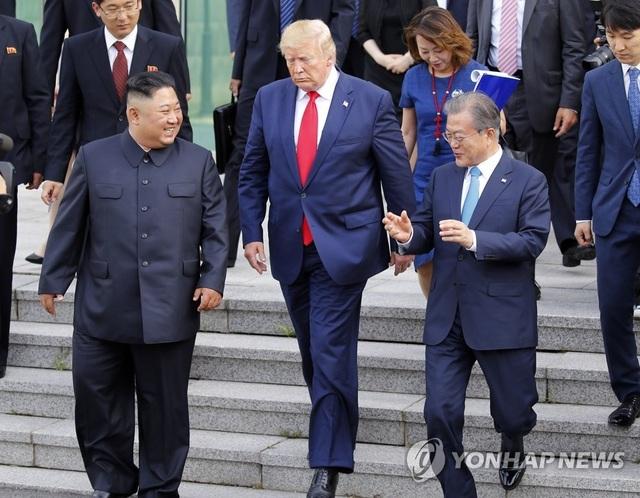 Mỹ - Triều tái khởi động đàm phán hạt nhân sau cuộc gặp lịch sử Trump - Kim - 6