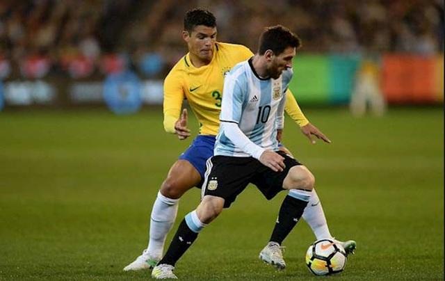 """Xác định hai cặp bán kết Copa America 2019: Siêu kinh điển"""" Brazil - Argentina - 1"""