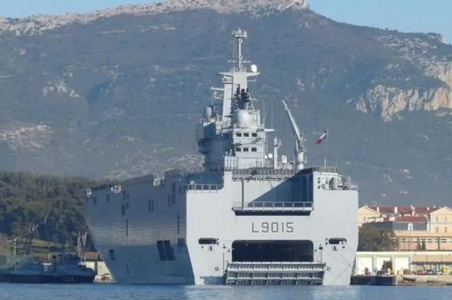 Hải quân Pháp tiếp tục tuần tra tự do hàng hải ở Biển Đông - 1