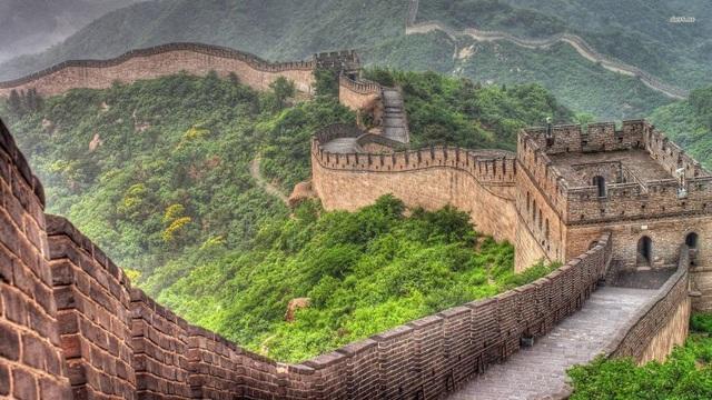Trung Quốc dùng gạch cũ tu sửa Vạn Lý Trường Thành - 3