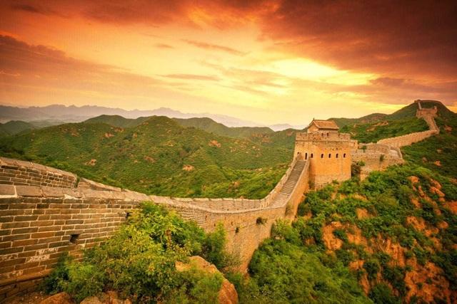 Trung Quốc dùng gạch cũ tu sửa Vạn Lý Trường Thành - 4
