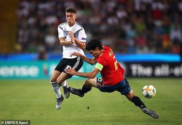 Thắng U21 Đức, U21 Tây Ban Nha lên ngôi vô địch U21 châu Âu - 6